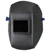 Щиток электросварщика защитный лицевой из спец пластика евро стекло 110х90 мм