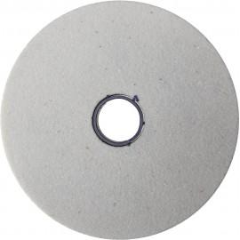 Круг заточной абразивный 'Луга', электрокорунд белый, зерно 60, 175х20, посадка 32мм