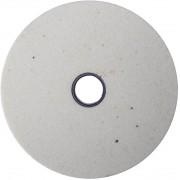 Круг заточной абразивный 'Луга', электрокорунд белый, зерно 60, 200х20, посадка 32мм